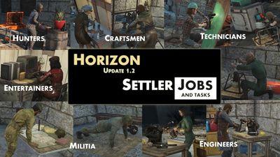 Mission - Horizon Wiki