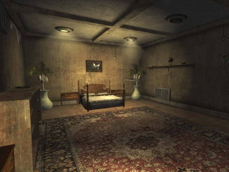 Atomic Wrangler Corner Room The Vault Fallout Wiki Everything
