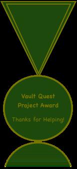 Vault Quest Project Award.png