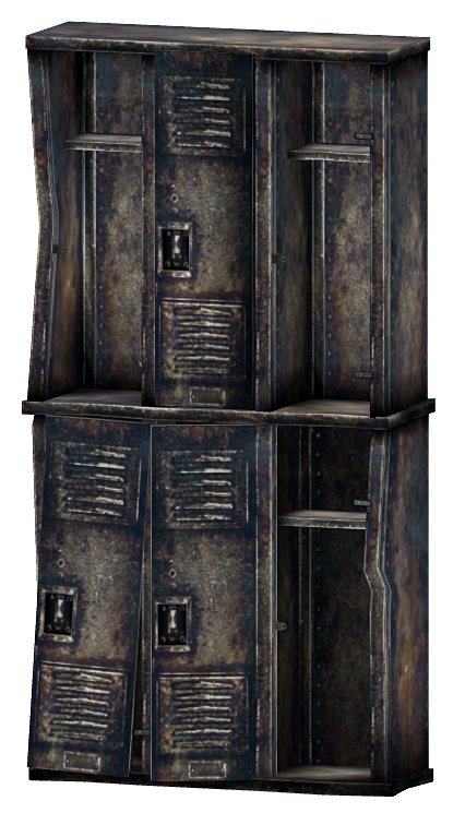 Locker The Vault Fallout Wiki Everything You Need To