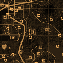 Fallout Las Vegas Map.Vault 34 The Vault Fallout Wiki Everything You Need To Know