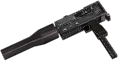 Rheinmetall 9mm machine pistol suppressor and extended magazine mods hand.png