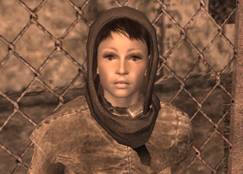 Escaped slave (character) | Fallout Wiki | Fandom