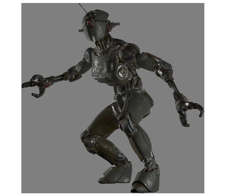 assaultron invader  fallout 76