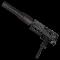 Rheinmetall 9mm machine pistol suppressor and extended magazine mods inventory.png