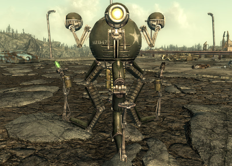 Sergeant RL-3 - The Vault Fallout Wiki - Everything you need
