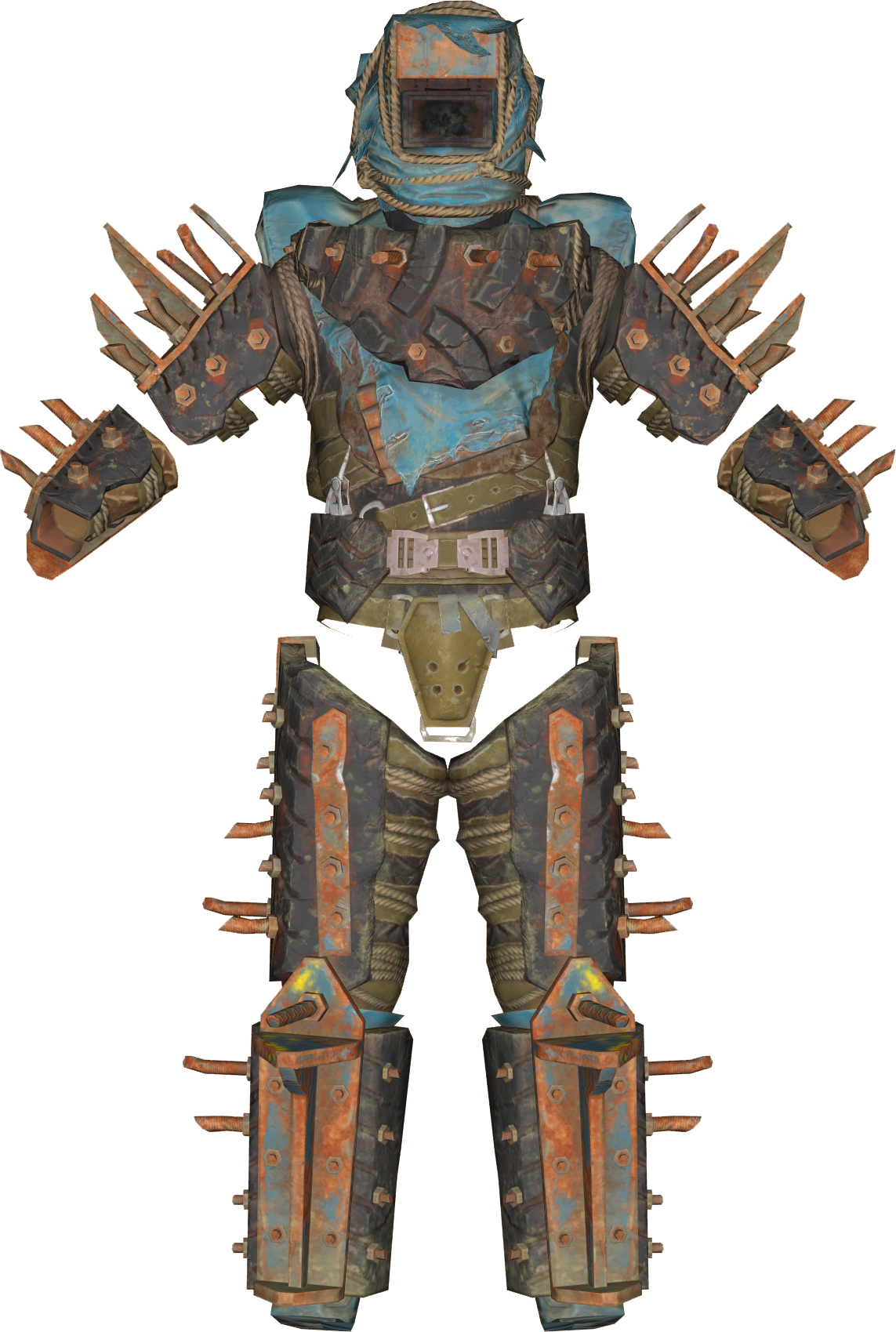 Trapper armor (Fallout 76) - The Vault Fallout Wiki