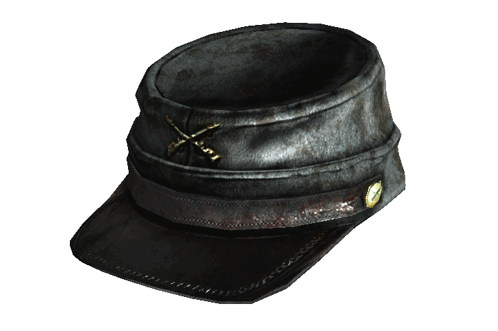 Confederate Hat The Vault Fallout Wiki Everything You