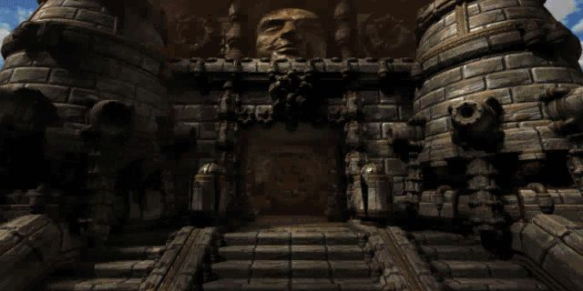 Finish Temple Of Trials The Vault Fallout Wiki
