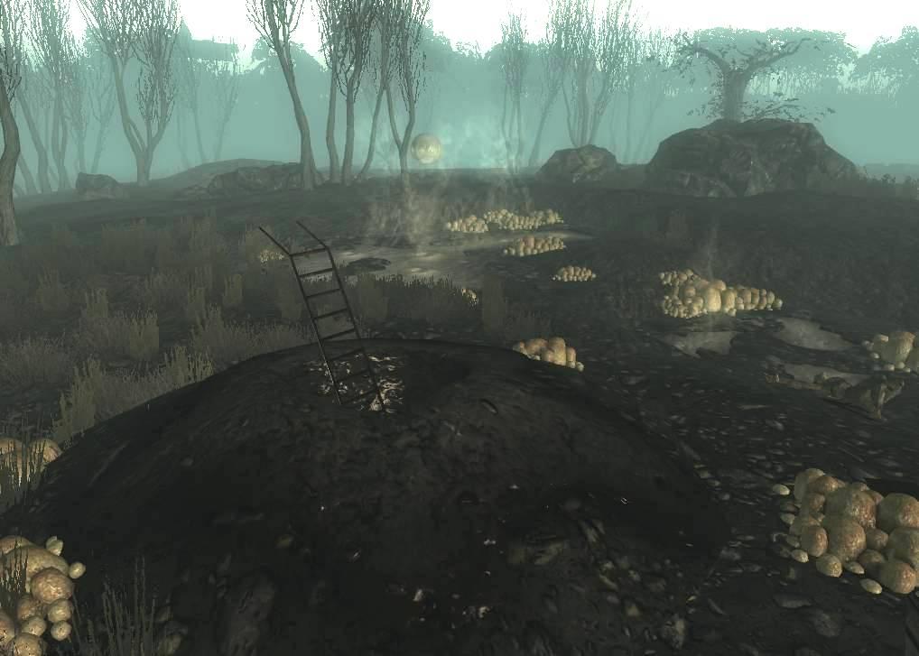 An Antique Land The Vault Fallout