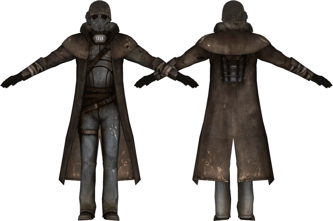 Ncr Ranger Combat Armor The Vault Fallout Wiki Everything You