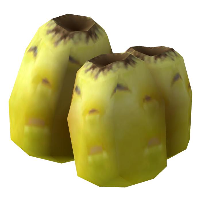 barrel cactus fruit - the vault fallout wiki