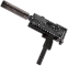 Rheinmetall 9mm machine pistol silencer and extended magazine mods inventory.png