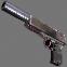 Colt 6504 9mm autoloader silencer inventory.png