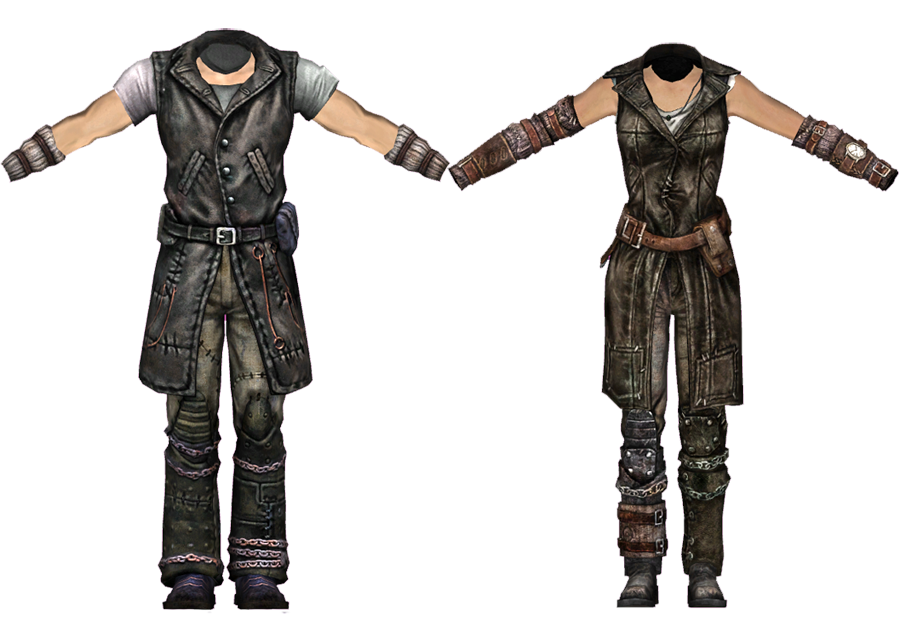 Merc cruiser outfit (Fallout 3) - The Vault Fallout Wiki ...