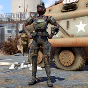 Combat armor (Fallout 76) - The Vault Fallout Wiki - Everything you