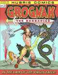 In The Lair of The Virgin Eater Grognak cover.png