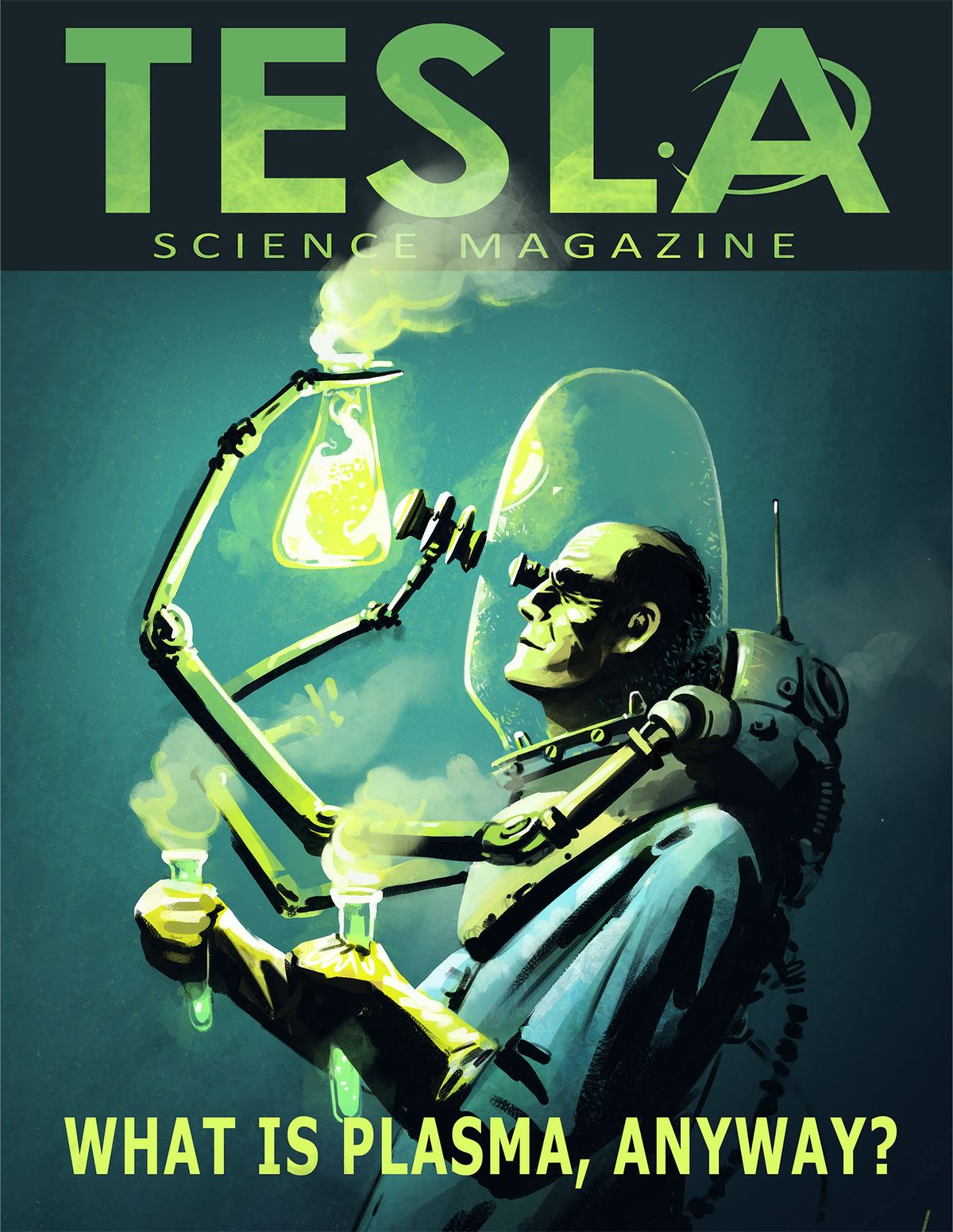 Tesla Science Magazine - The Vault Fallout Wiki - Everything