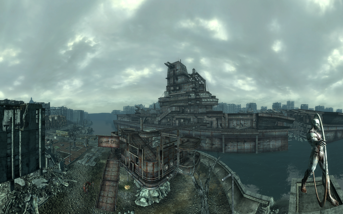 Rivet City The Vault Fallout Wiki Everything You Need