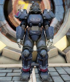 Ultracite power armor - The Vault Fallout Wiki - Everything you need