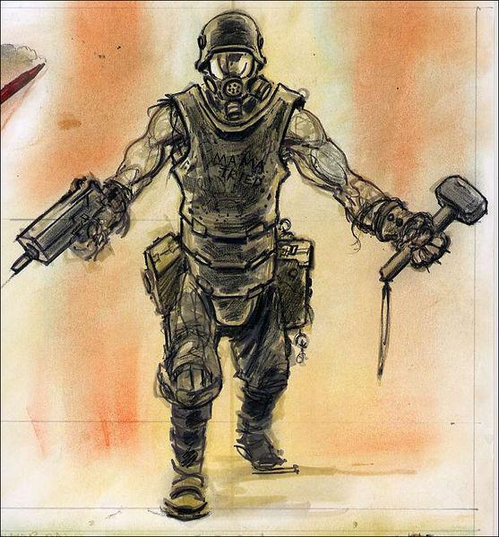 File:Fo3 Raider concept 7.jpg
