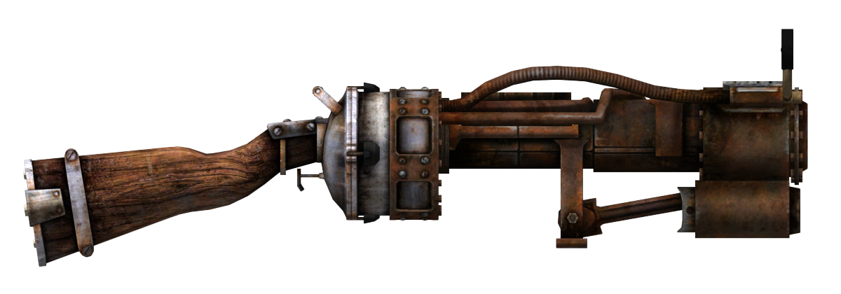 Railway rifle (Fallout 3) - The Vault Fallout Wiki ... on