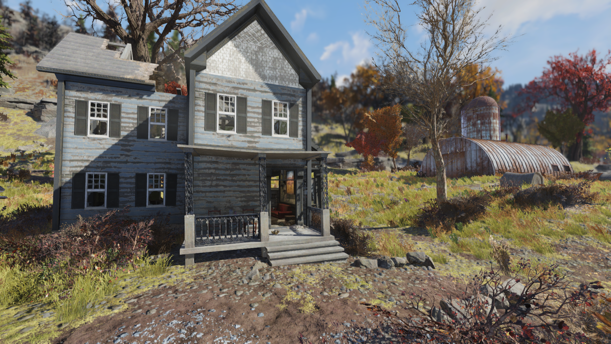 J Schram S House The Vault Fallout Wiki Everything