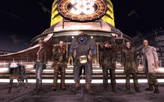 Fallout: New Vegas companions - The Vault Fallout Wiki