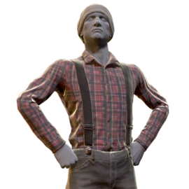 Lumberjack Outfit - The Vault Fallout Wiki - Everything you