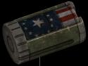 Rocket canister
