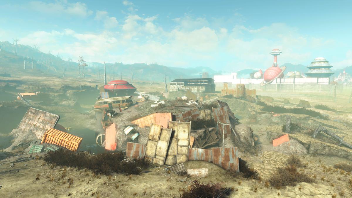 Nuka World Junkyard The Vault Fallout Wiki Everything You Need
