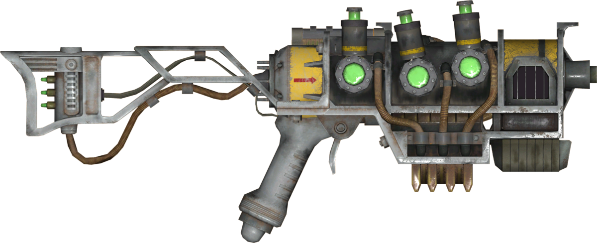 Plasma rifle (Fallout 76) - The Vault Fallout Wiki