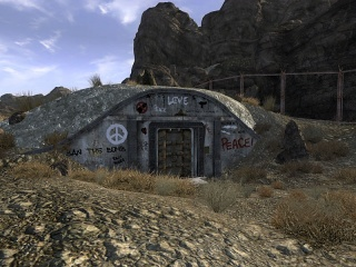 FalloutNV Hidden valley bunker.jpg