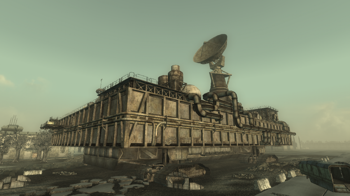 Mobile Base Crawler The Vault Fallout Wiki Everything