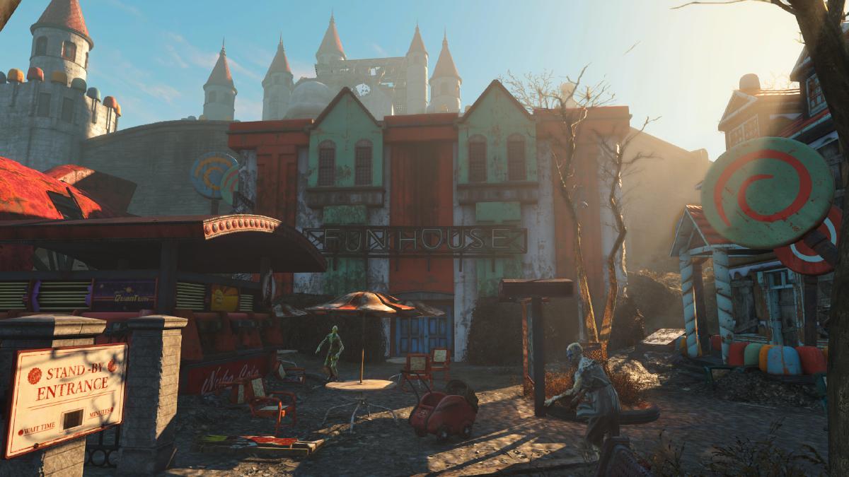 fallout 4 a magical kingdom