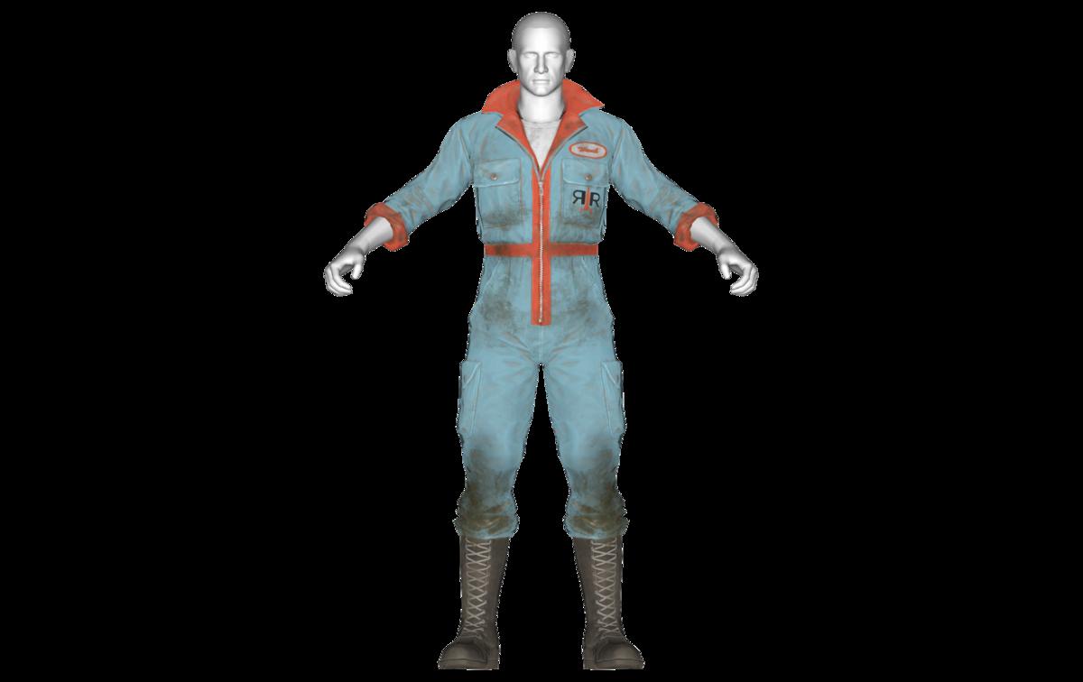 All Vault Jumpsuits Fallout 4 - raveitsafe