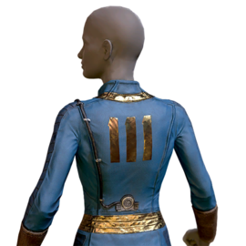Vault 111 jumpsuit – new (Fallout 76) - The Vault Fallout