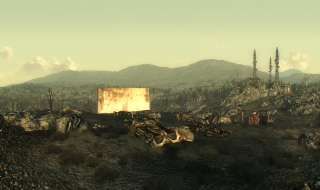 Fo3 Silver Lining Drive In.png