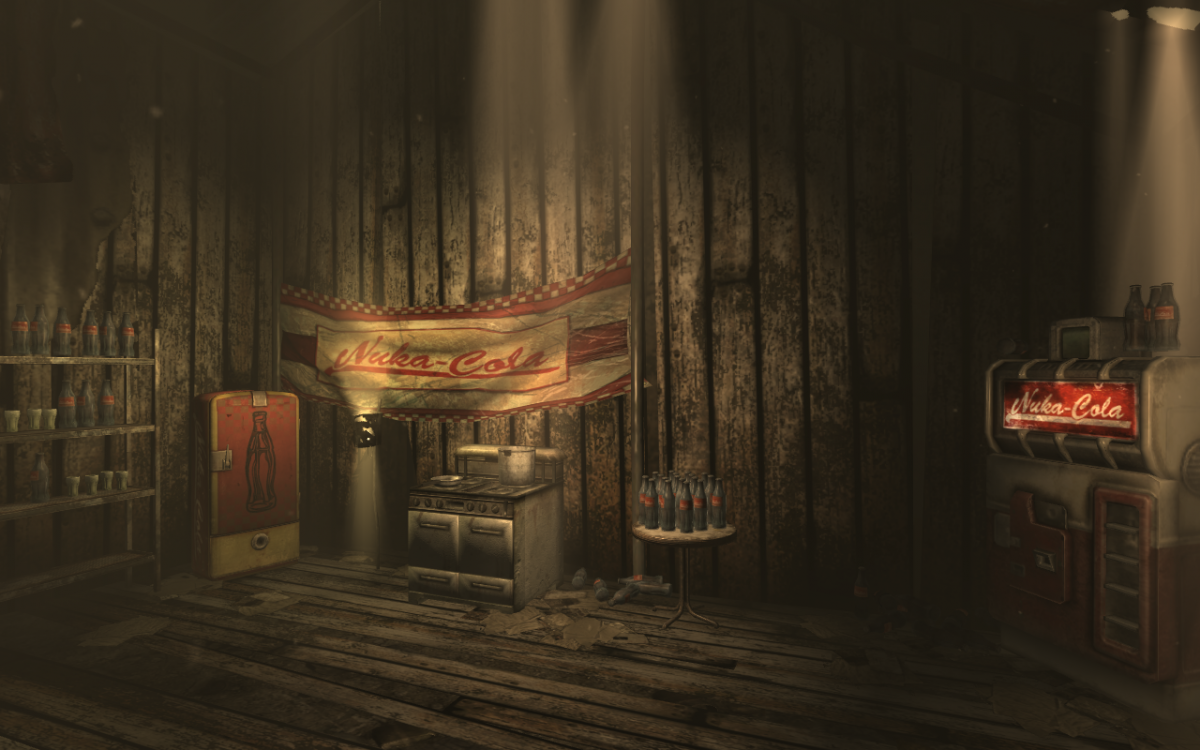 The Nuka-Cola Challenge - The Vault Fallout Wiki