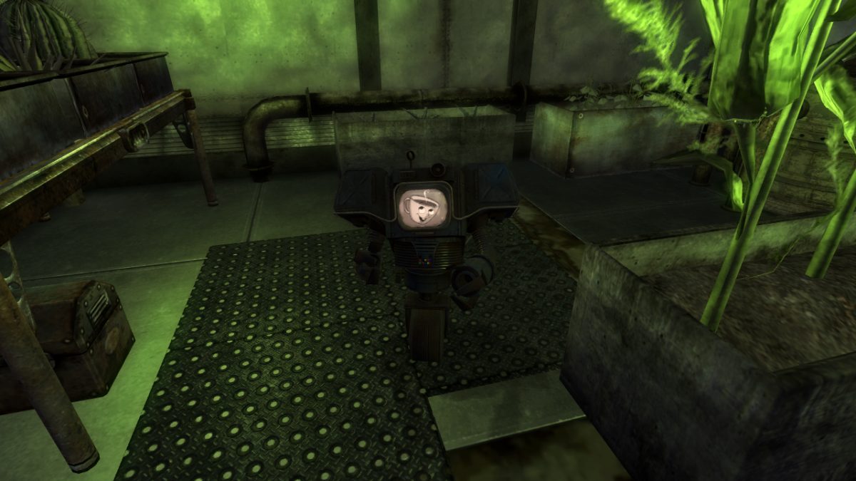 Muggy - The Vault Fallout Wiki - Everything you need to know