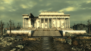 Fo3 Lincoln Memorial Ext.png