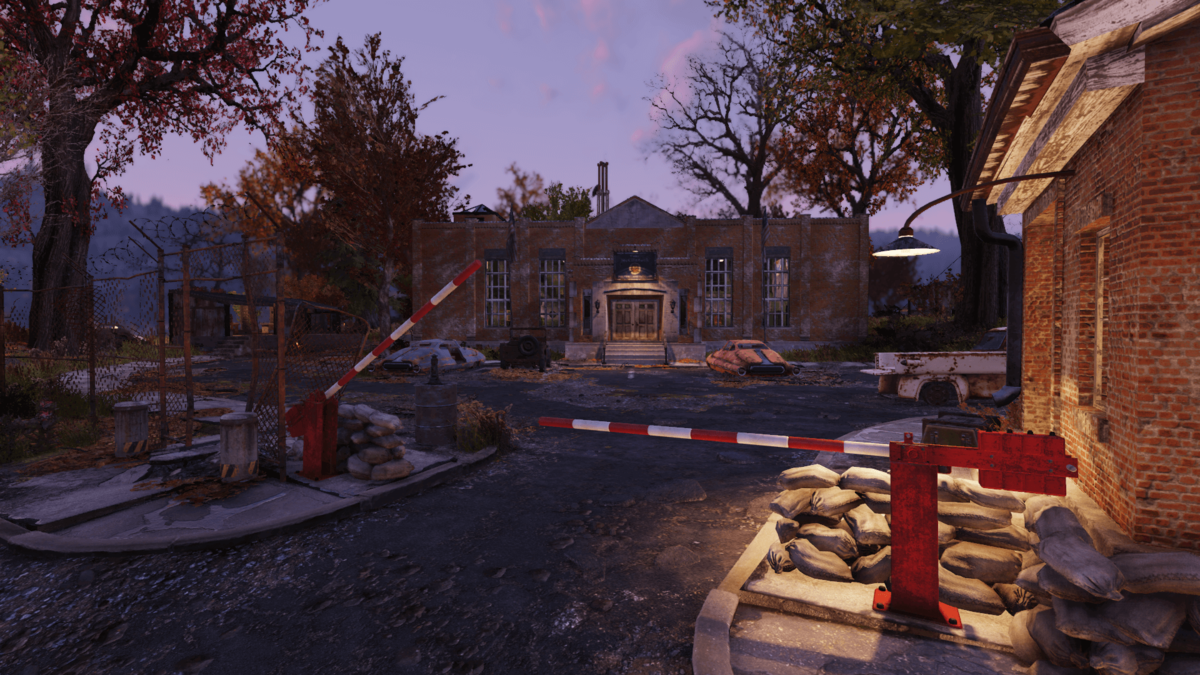 Basic Training Photos >> Camp McClintock - The Vault Fallout Wiki - Everything you need to know about Fallout 76, Fallout ...