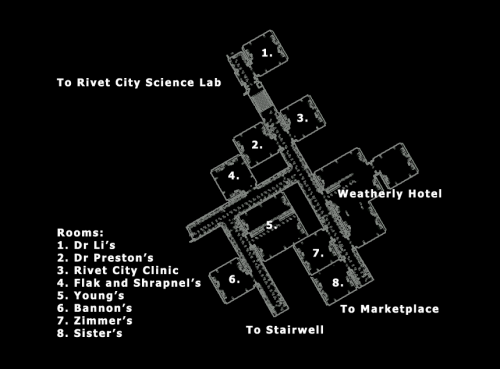 Fo3 Rivet City Upper Deck Map.png