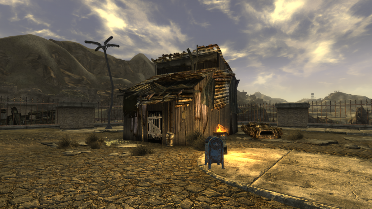 Deputy Beagle's residence - The Vault Fallout Wiki - Everything ...