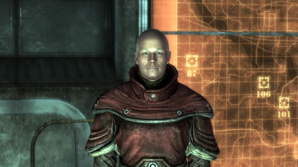 Reginald Rothchild - The Vault Fallout Wiki - Everything you