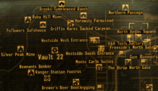 North Vegas square - The Vault Fallout Wiki - Everything you ... on