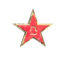 F76 Red star pin.png
