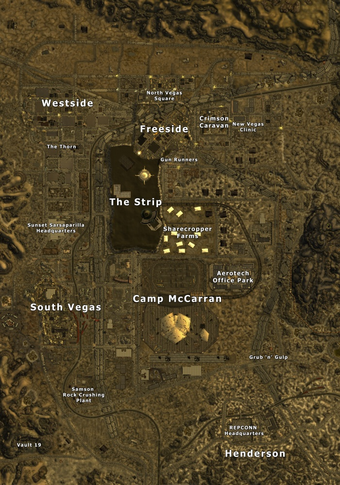 New Vegas - The Vault Fallout Wiki - Everything you need to know ...