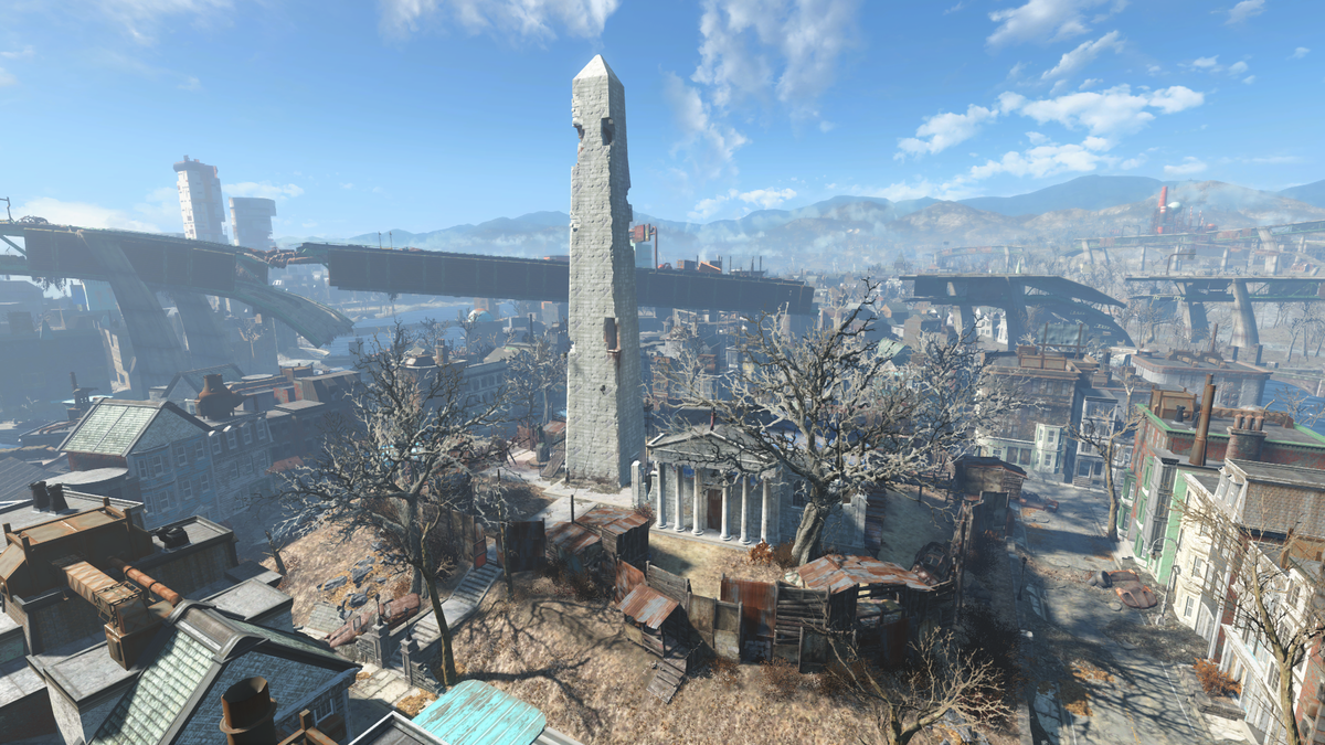 Bunker Hill The Vault Fallout Wiki Everything You Need