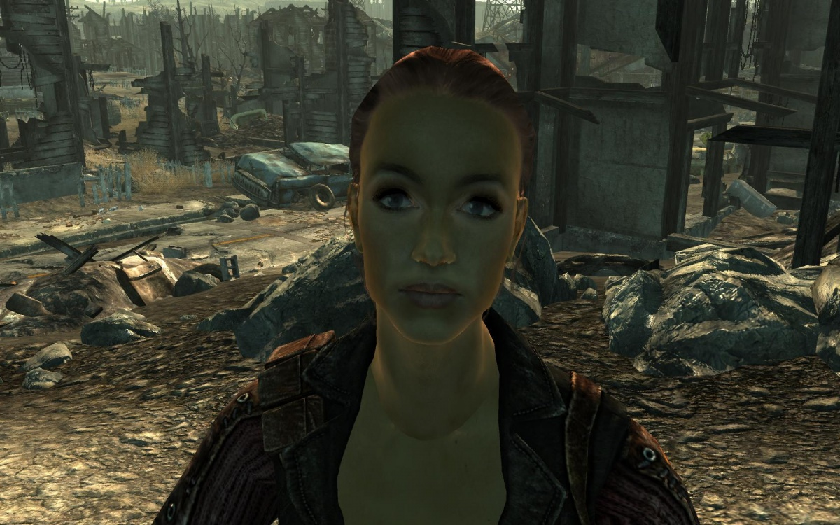 Slave fighter - The Vault Fallout Wiki - Everything you